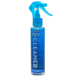 Sex toy cleaner for a health toy box